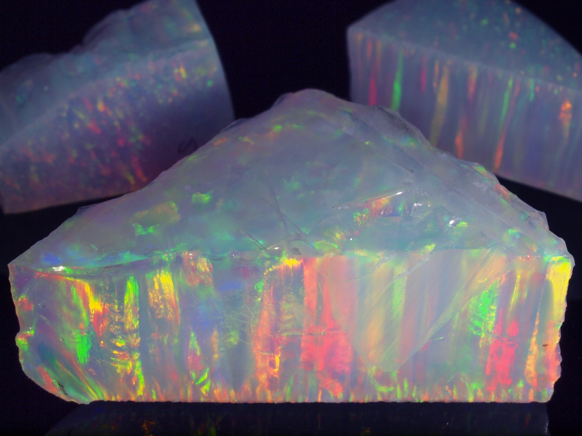 Synthetic Impregnated Opal - Type 2